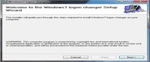 logon windows 7
