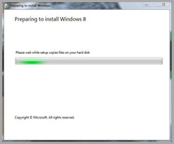Windows 8 setup 2