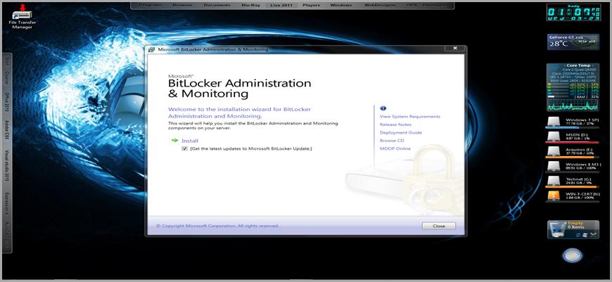 BitLocker Administration & Monitoring MALTA