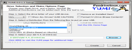 YUMI-Multiboot-USB-Creator