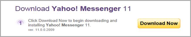 download yahoo messenger 11