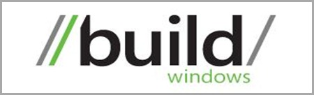 build conference logo