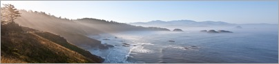 Ecola State Park Lookout