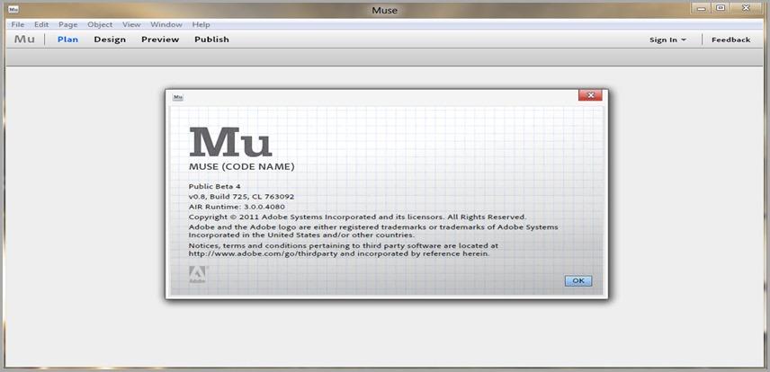MUSE CODE NAME beta 4