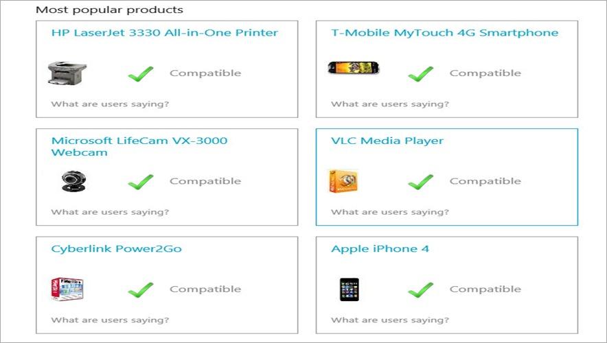 Centro de Compatibilidade Para Windows 8 CP