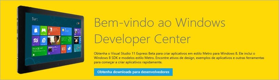 Windows 8 para desenvolvedor