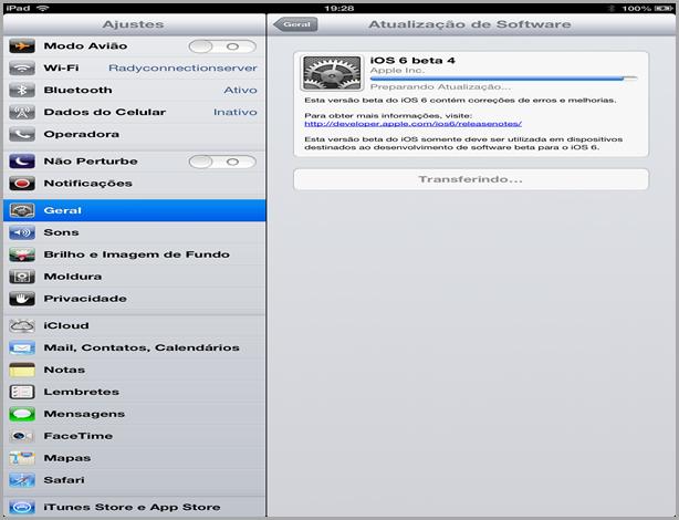 iOS6b4