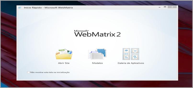 webmatrix 2.0