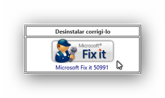 Remove Instalador Fix It( zero-day)