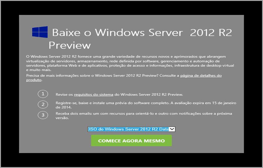 Windows server 2012 R2 preview